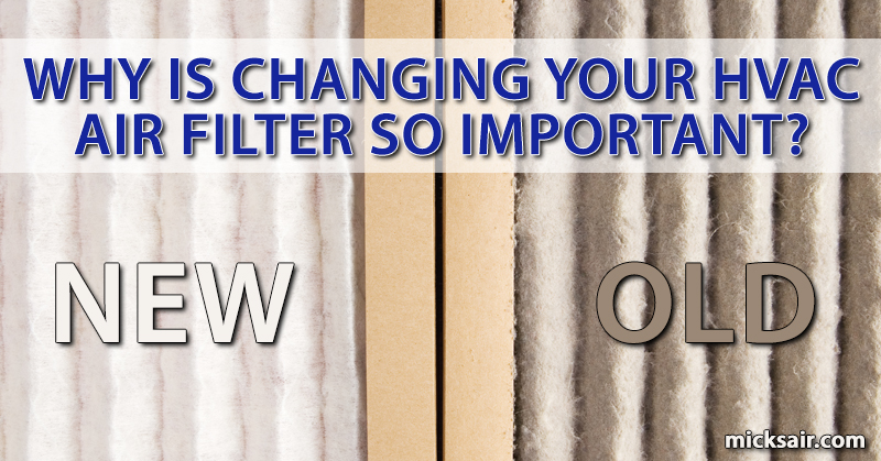 why changing your hvac air filter is so important - Hvac Air Filters
