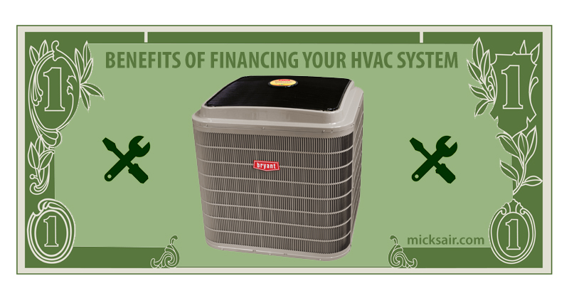 Micks Air -- Financing -- 02-16-16